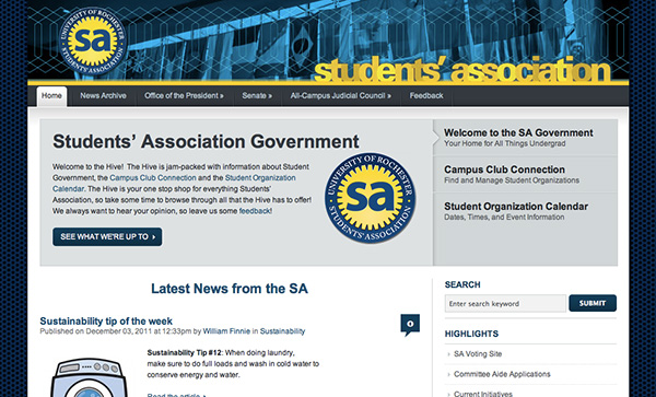 Students' Association Government
